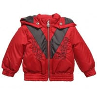 Young Versace Baby Boys Red Padded Jacket
