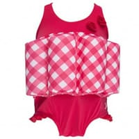 Archimede Girls Pink Learn To Swim Float Suit