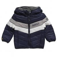 Armata di Mare Boys Navy Blue Padded Jacket