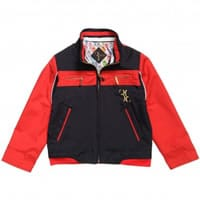 Billionaire Boys Red Waterproof Jacket