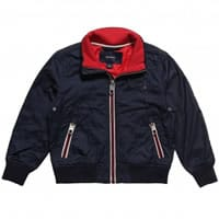 Gant Boys Navy Blue Lightweight Jacket