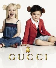 Gucci kids clothes