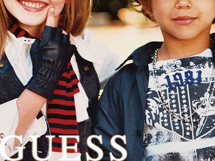 Guess Kids Clothes