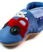 Baby Shoes by Inch Blue