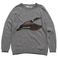 Hitch hiker Boys Cashmere-Mix Knitted Sweater