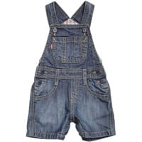 Levi's Baby Boys 'My First' Denim Dungaree Shorts