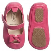 Old soles Baby Girls First-Walker Pink Shoes