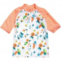 Pampolina Girls Floral UV Sun Protective Top