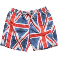 MC2 St Bath Boys British Flag Swim Shorts