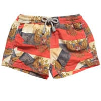MC2 St Bath Boys Russian Flag Swim Shorts