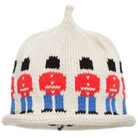 Merry Berries Baby Boys Guardsmen Cotton Knitted Hat