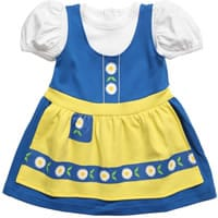 The Tiny Universe Cotton Jersey 'Tiny Swede' Dress