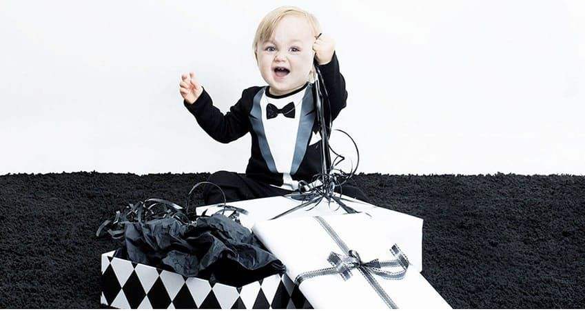 The Tiny Universe Newborn Clothes Kids Baby Luxury Clothes