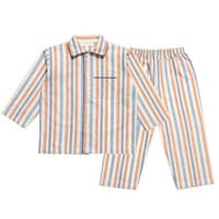 Turquaz Boys Striped Cotton 'Toto' Pyjamas