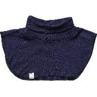 Dark Navy Blue Merino Wool Neckwarmer