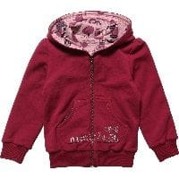 Girls Reversible Hooded Sweater