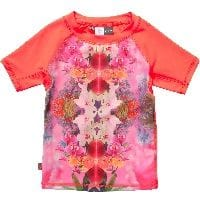 Girls Tropical UV Sun Protection Top