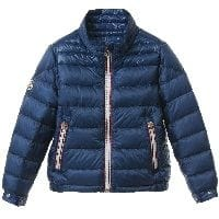 Boys Blue Down 'Daniel' PufferJacket