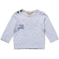 Boys Pale Blue Knitted Sweater