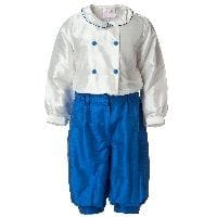 Silk Knickerbocker & Shirt Occasion Outfit