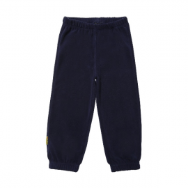 Unisex Navy Blue Fleece Trousers9.fw