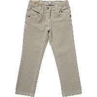 Boys Beige Corduroy Trousers