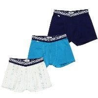 Boys Pack Of 3 Boxer Shorts
