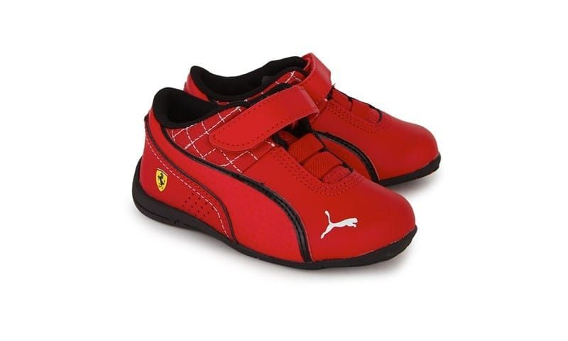 Puma Ferrari Shoes White