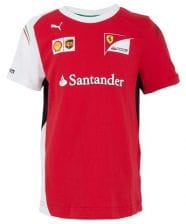 Scuderia Ferrari Kids Clothes