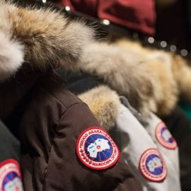 Canada Goose Children Clothes
